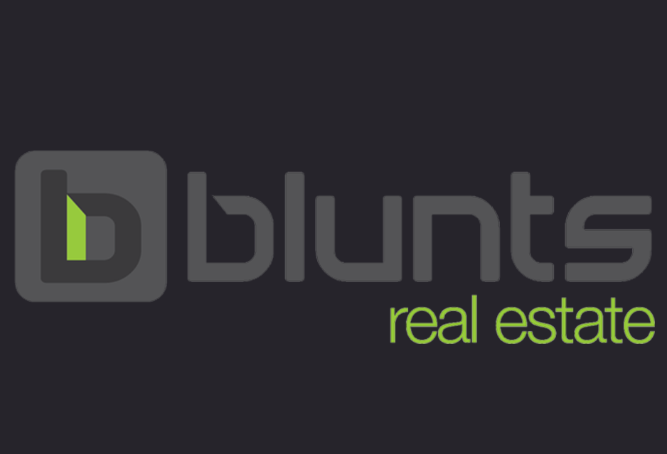Blunts Real Estate Logo